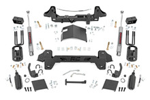 "1995-2004 Toyota Tacoma 2wd/4wd 6"" Lift Kit W/ N3 Shocks - Rough Country 74130"
