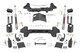 """1995-2004 Toyota Tacoma 2wd/4wd 6"""" Lift Kit W/ N3 Shocks - Rough Country 74130"""