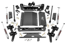 "1988-1998 Chevy & GMC K1500 4wd 4"" Lift Kit - Rough Country 27430"