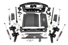 "1988-1998 Chevy & GMC K1500 4wd 6"" Lift Kit - Rough Country 27630"