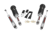 """2021-2022 Ford F-150 4wd 2"""" Leveling Lift Kit W/ N3 Struts & Shocks - Rough Country 57131"""