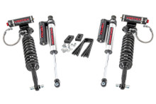 """2021-2022 Ford F-150 2wd/4wd 2"""" Leveling Lift Kit W/ Vertex Coilovers & Shocks - Rough Country 58650"""