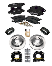 1973-1987 Chevy & GMC C10 Wilwood Disc Brake Upgrade Kit