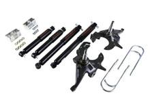 "1999-2004 GMC S10 Extreme 2/2"" 2wd Lowering Kit w/ Nitro Drop 2 Shocks - Belltech 612ND"