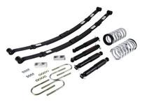 "1999-2004 Chevy S10 3/4"" 2wd Lowering Kit w/ Nitro Drop 2 Shocks - Belltech 568ND"