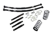 "1994-2004 Chevy S10 3/4"" (6 Cyl) Lowering Kit w/ Nitro Drop 2 Shocks - Belltech 574ND"