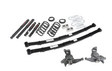 "1998-2004 Chevy Blazer 2wd 4/5"" Lowering Kit w/ Nitro Drop 2 Shocks - Belltech 628ND"