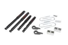 "1982-2004 GMC Sonoma 4wd 1/2"" Lowering Kit w/ Nitro Drop 2 Shocks - Belltech 635ND"