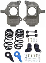 "3/5"" Hummer H2  Lowering Kit 03-09"