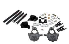 "2005-2006 GMC Sierra 1500 2WD (Ext Cab) 3/4"" Lowering Kit w/ Nitro Drop 2 Shocks - Belltech 661ND"