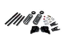 "2001-2006 GMC Sierra 1500 2WD (Std Cab) 2/3"" Lowering Kit w/ Nitro Drop 2 Shocks - Belltech 663ND"