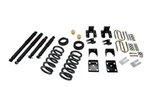 "2004-2006 GMC Sierra 1500 2WD (Crew Cab) 3/5"" Lowering Kit w/ Nitro Drop 2 Shocks - Belltech 673ND"