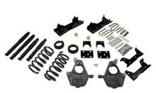 "2004-2006 GMC Sierra 1500 2WD (Crew Cab) 4/6"" Lowering Kit w/ Nitro Drop 2 Shocks - Belltech 675ND"