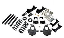 "2004-2006 GMC Sierra 1500 2WD(Crew Cab) 5/7"" Lowering Kit w/ Nitro Drop 2 Shocks - Belltech 676ND"