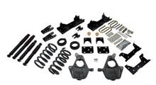 "1999-2000 GMC Sierra 1500 2WD (Std Cab) 5/7"" Lowering Kit w/ Nitro Drop 2 Shocks - Belltech 669ND"