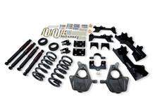 "1999-2000 Chevy Silverado 1500 2WD (Ext Cab) 4/6"" Lowering Kit w/ Nitro Drop 2 Shocks - Belltech 680ND"