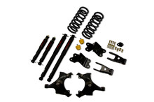 "1988-1991 Chevy C1500 2WD (Std Cab) 3/4"" Lowering Kit w/ Nitro Drop 2 Shocks - Belltech 969ND"