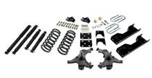"1990-1994 Chevy C1500 SS454 2WD 4/6"" Lowering Kit w/ Nitro Drop 2 Shocks - Belltech 701ND"