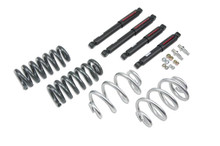 "1973-1987 Chevy C10 2WD 1/2"" Lowering Kit w/ Nitro Drop 2 Shocks - Belltech 951ND"