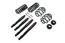 "1971-1972 Chevy C10 2WD 2/4"" Lowering Kit w/ Nitro Drop 2 Shocks - Belltech 710ND"