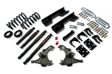 "1990-1996 Chevy C2500 / C3500 & Dually 2WD (All Cabs) 5/8"" Lowering Kit w/ Nitro Drop 2 Shocks - Belltech 722ND"