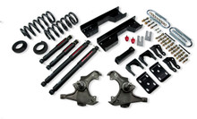 "1988 Chevy C3500 Crew Cab Dually 5/8"" Lowering Kit w/ Nitro Drop 2 Shocks - Belltech 727ND"