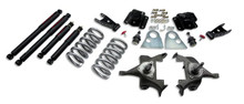 "1994-1999 Dodge Ram 1500 Standard Cab 3/4"" Lowering Kit w/ Nitro Drop 2 Shocks - Belltech 815ND"
