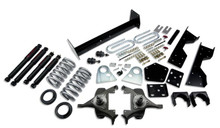 "1994-1999 Dodge Ram 1500 Standard Cab 5/6"" Lowering Kit w/ Nitro Drop 2 Shocks - Belltech 816ND"