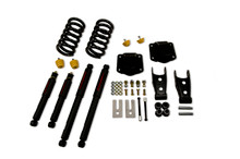 "1994-2002 Dodge Ram 2500 3/4"" Lowering Kit w/ Nitro Drop 2 Shocks - Belltech 823ND"