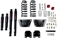 """1989-1997 Ford Ranger Extended 2"""" F / 4"""" R Lowering Kit w/ Nitro Drop 2 Shocks - Belltech 904ND"""