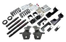 "1997-2003 Ford F150 (2WD) 5/6"" Lowering Kit w/ Nitro Drop 2 Shocks - Belltech 919ND"