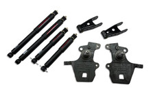 "1997-2003 Ford F150 Harley Edition (2WD) 2/2"" Lowering Kit w/ Nitro Drop 2 Shocks - Belltech 922ND"