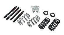 "1997-2002 Ford Expedition / Navigator 2WD 3/3"" Lowering Kit w/ Nitro Drop 2 Shocks - 934ND"