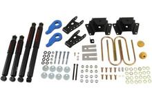 "1997-2003 Ford F150 1-3"" F / 3"" R Lowering Kit w/ Nitro Drop 2 Shocks - Belltech 937ND"