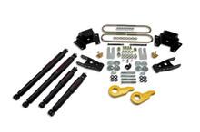 "1997-2003 Ford F150 1-3"" F / 4"" R Lowering Kit w/ Nitro Drop 2 Shocks - Belltech 938ND"