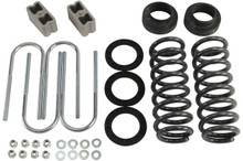 "2004-2012 GMC Canyon 2/2"" 2wd/4wd Lowering Kit - Belltech 601"