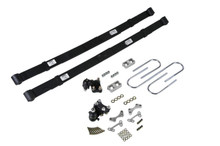 """2004-2012 Chevy Colorado 2/4"""" 2wd/4wd Lowering Kit - Belltech 604"""