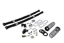 """2004-2012 Chevy Colorado 4/5"""" 2wd/4wd Lowering Kit - Belltech 610"""