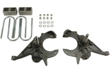"""1999-2004 Chevy S10 Standard Cab 2/2"""" 2wd Lowering Kit - Belltech 612"""