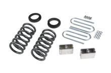 """1994-2004 Chevy S10 3/3"""" 2wd Lowering Kit - Belltech 630"""