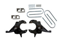 """1999-2004 Chevy S10 2/3"""" (Ext Cab) Lowering Kit - Belltech 617"""
