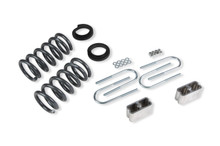 "1999-2004 Chevy S10 2/3"" (6 Cyl) Lowering Kit - Belltech 650"