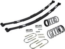 """1998-2004 Chevy Blazer 2wd 2/4"""" Lowering Kit - Belltech 569"""
