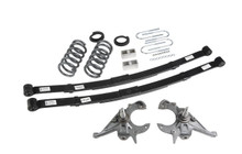 "1995-1997 Chevy Blazer 2wd (6 Cyl) 4/5"" Lowering Kit - Belltech 633"