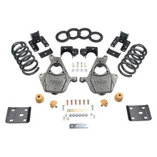 "2016.5-2018 Chevy Silverado 1500 2WD (Std Cab) 4/7"" Lowering Kit - Belltech 1015"