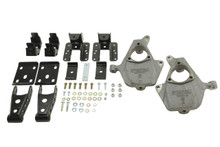 "2014-2016.5 Chevy Silverado 1500 2WD (Std Cab) 2/4"" Lowering Kit - Belltech 986"
