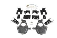 "2007-2013 Chevy Silverado 1500 2WD (Std Cab) 2/4"" Lowering Kit - Belltech 641"