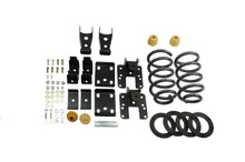 "2007-2013 Chevy Silverado 1500 2WD (Ext Cab) 2/4"" Lowering Kit - Belltech 651"