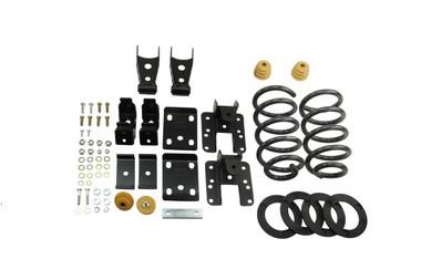 "2007-2013 GMC Sierra 1500 2WD (Ext Cab) 2/4"" Lowering Kit - Belltech 651"