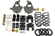 "2007-2013 GMC Sierra 1500 2WD (Ext Cab) 4/6"" Lowering Kit - Belltech 652"